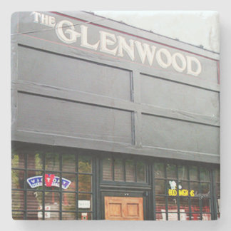 The Glenwood, East Atlanta Village, EAV, Coaster Stone Coaster