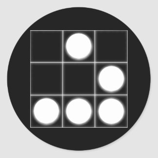 The Glider: A Universal Hacker Emblem Sticker