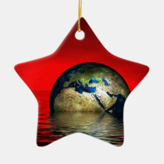 The Globe Christmas Ornament