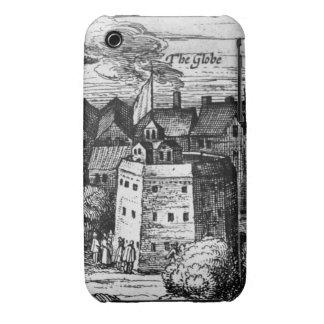 The Globe Theatre Case-Mate iPhone 3 Cases