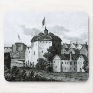 The Globe Theatre on the Bankside Mouse Mat