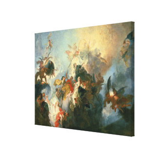 The Glorification of the Order Canvas Print
