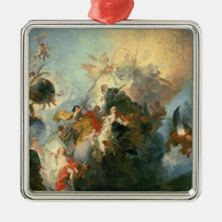 The Glorification of the Order Christmas Ornament