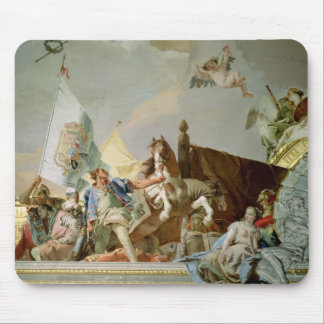 The Glory of Spain I Mouse Mat