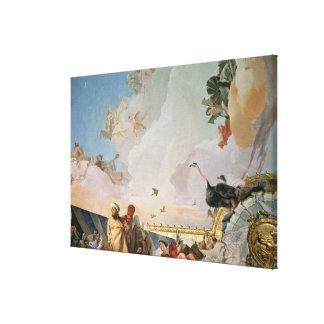The Glory of Spain III Canvas Print