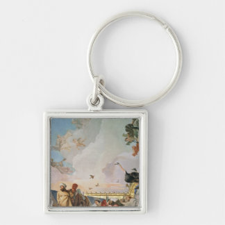 The Glory of Spain III Key Ring