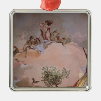 The Glory of Spain IV Christmas Ornament