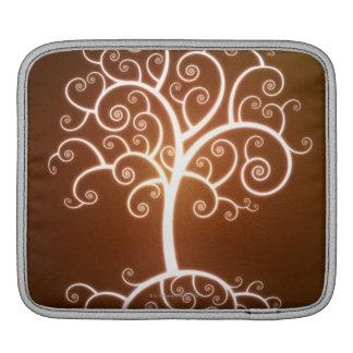The Glowing Tree iPad Sleeve