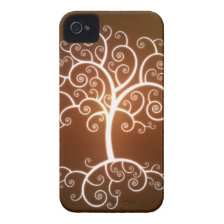 The Glowing Tree iPhone 4 Case