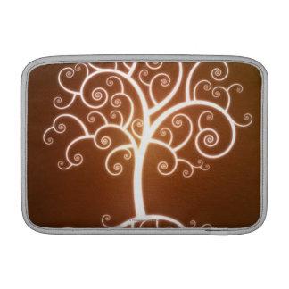 The Glowing Tree Sleeve For MacBook Air