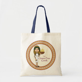 The Gluten Free Greek Budget Tote Bag