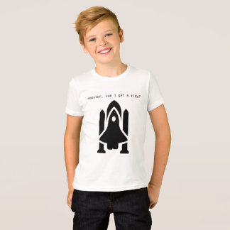 The Gluten Free Nerd Space Kids T-shirt