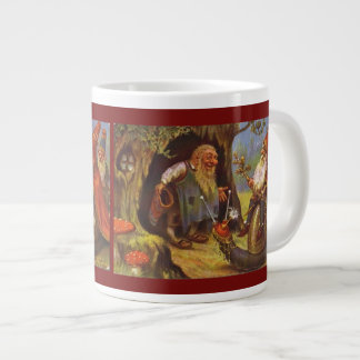 The Gnome King's Visit Mugs