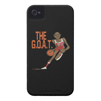 The GOAT Case-Mate iPhone 4 Cases