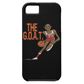 The GOAT iPhone 5 Case