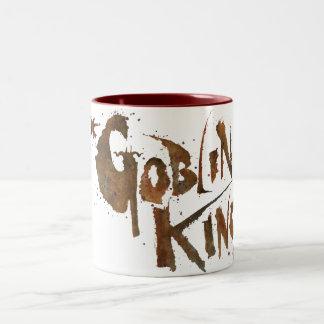 The Goblin King Two-Tone Coffee Mug