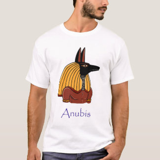 The God Anubis T-Shirt