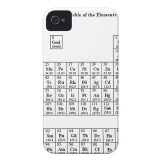 The God Element iPhone 4 Case-Mate Cases