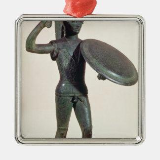 The God Mars or a Warrior Christmas Ornament