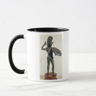 The God Mars or a Warrior Mug
