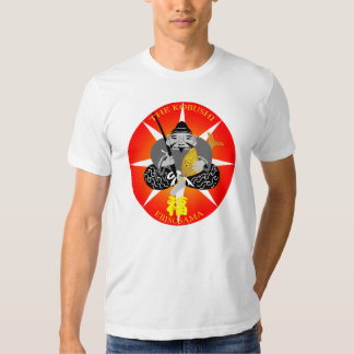 The god of wealth way t-shirt