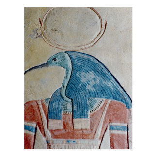The god Thoth Postcard