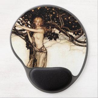The Goddess Freyja Gel Mouse Pad