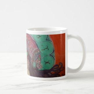 The Goddess Image on Products: Mug