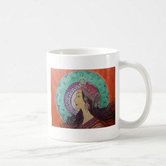The Goddess Image on Products: Coffee Mug