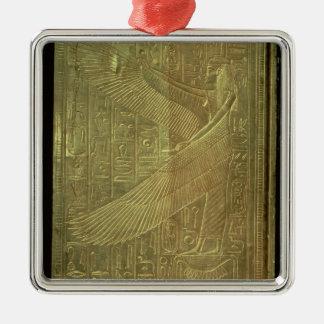 The goddess Isis Christmas Ornament