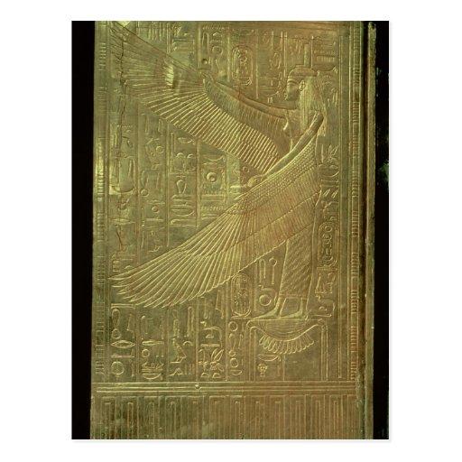 The goddess Isis Postcards