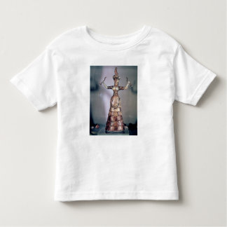 The Goddess of the Serpents T-shirts