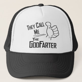 The Godfarter Trucker Hat