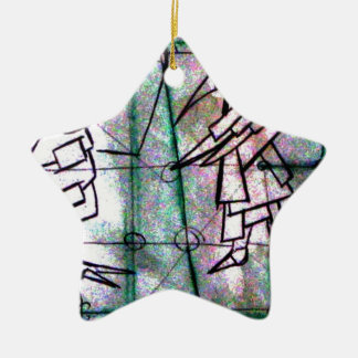 The God's messenger birds Christmas Ornament