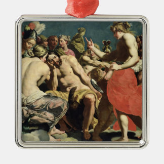 The Gods of Olympus Christmas Ornament