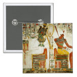The Gods Osiris and Atum, from Tomb of Button