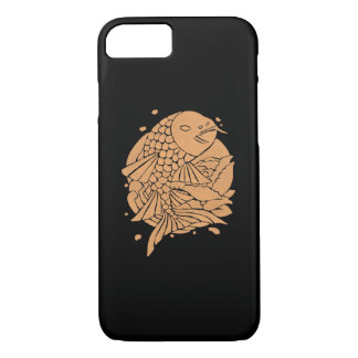 The Gold Koi Fish iPhone 7 Case
