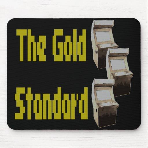 The gold standard arcade mousepad