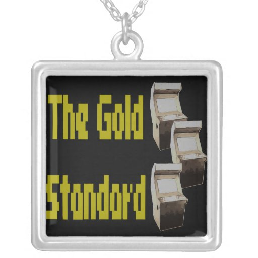 The gold standard arcade custom jewelry