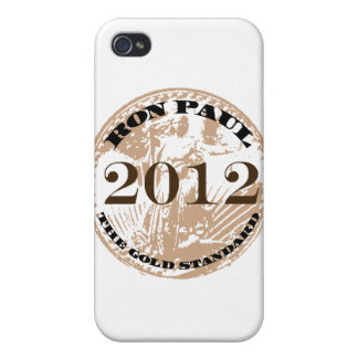 THE GOLD STANDARD CASE FOR iPhone 4