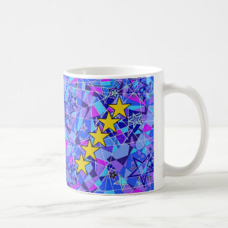 The Gold Stars. Coffee Mug