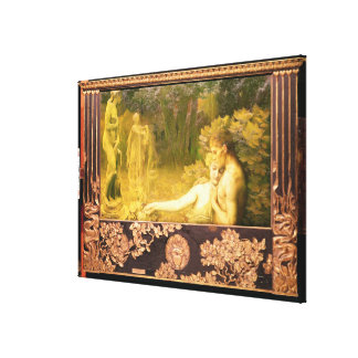The Golden Age, 1897-98 Canvas Print