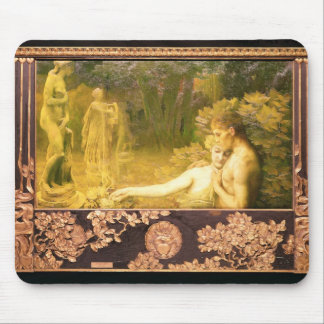 The Golden Age, 1897-98 Mouse Mat