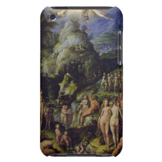 The Golden Age, c.1570 (oil on panel) Barely There iPod Cases
