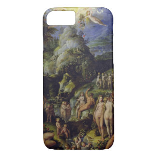 The Golden Age, c.1570 (oil on panel) iPhone 8/7 Case
