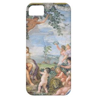 The Golden Age (fresco) iPhone 5 Case