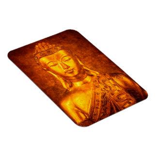 The Golden Buddha Flexible Magnets