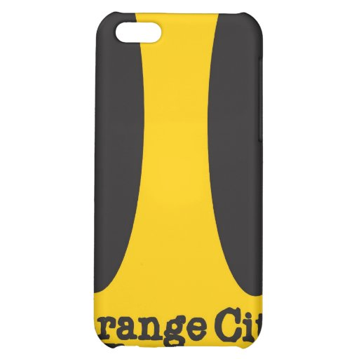 The Golden Cape Cover For iPhone 5C