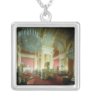 The Golden Chamber of the Tsaritsa Silver Plated Necklace