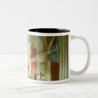 The Golden Chamber of the Tsaritsa Two-Tone Coffee Mug